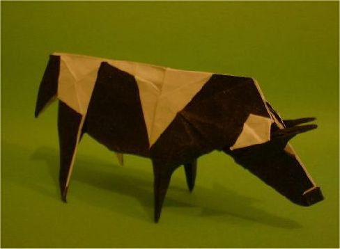 The Origami Page